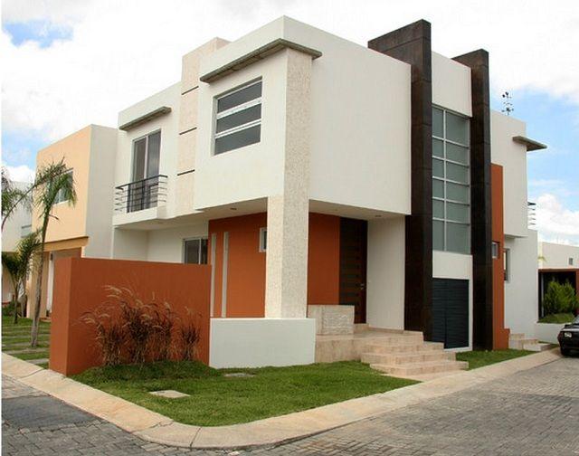 colores para fachadas de casas modernas