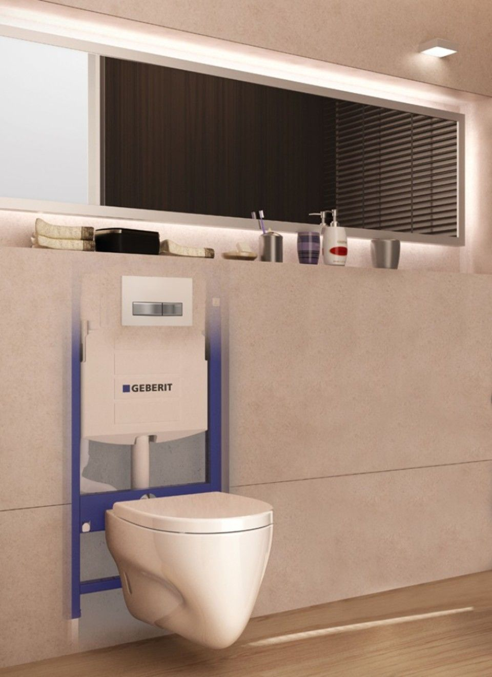 Geberit In Wall Flush Toilet Tank System For Wall Hung Toilet Concealed Cistern With Sigma50 Flush Plate Wall Hung Toilet Concealed Cistern Toilet Design