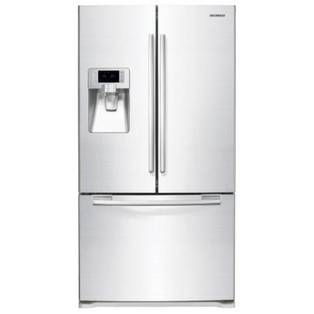Samsung 28 5 Cu Ft French Door Refrigerator Model Rfg297hdwp