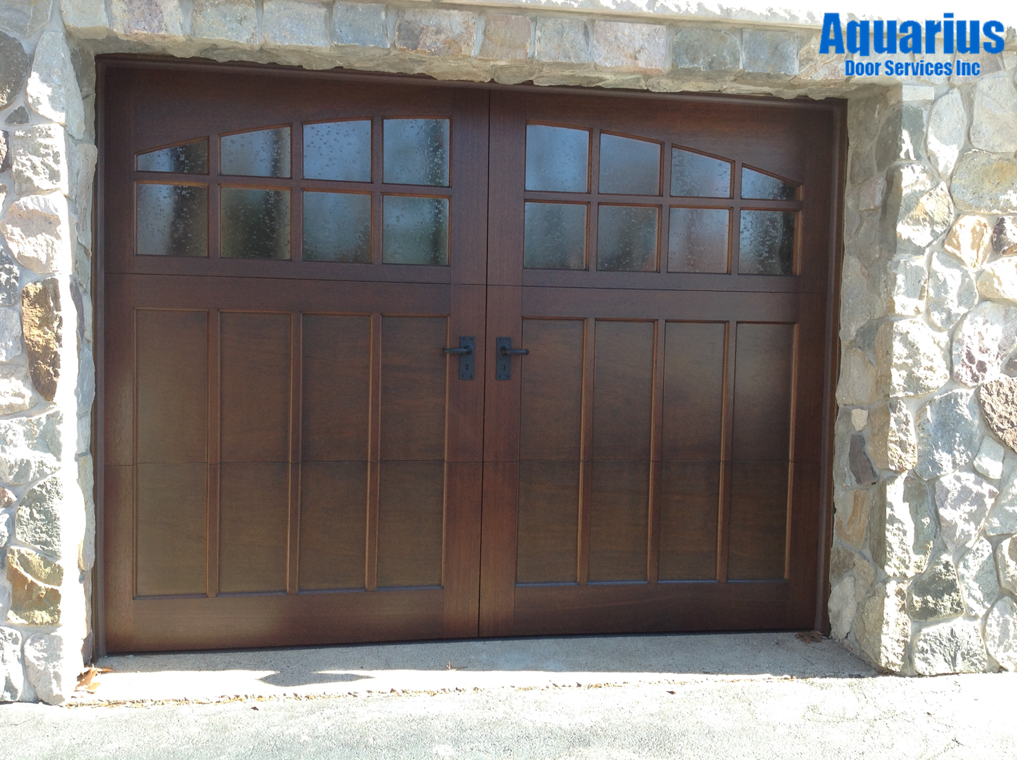 Clopay reserve collection limited edition series wood for Wood look garage doors
