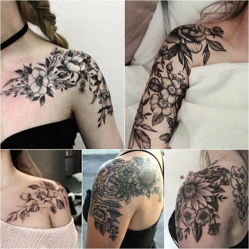 Best Shoulder Tattoos For Men and Women Shoulder Tattoo