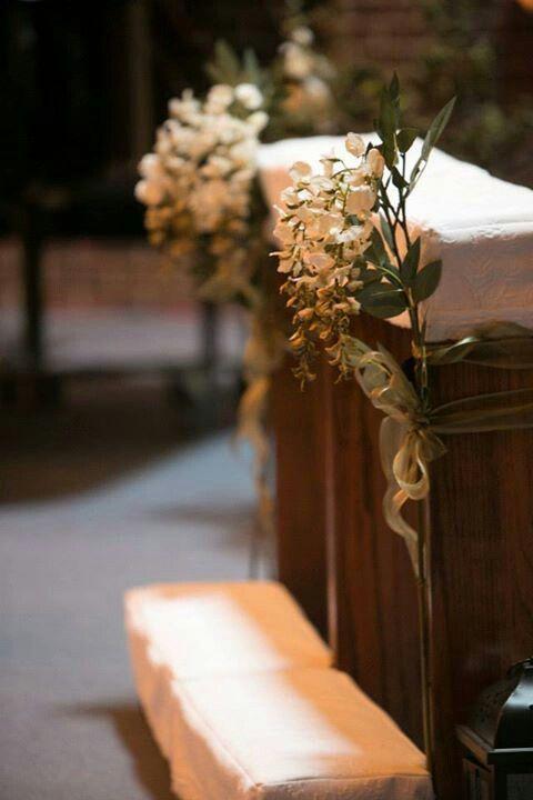 Kneeling Bench Decor Church Decor Church Flowers Wedding Bench