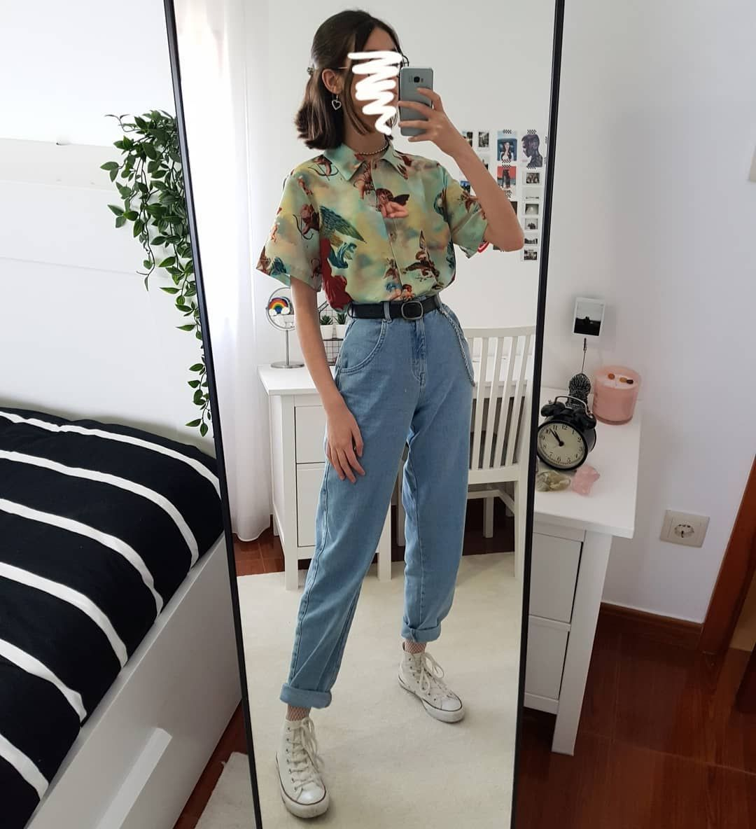 Aesthetic Grunge Vintage On Instagram Would You Rather Wear 1 Or 2 D In 2020 90s Fashion Outfits Fashion Inspo Outfits Aesthetic Clothes