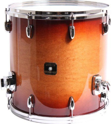 Gretsch Drums Renown Floor Tom Autumn Burst 16x16 (Autumn Burst 16x16) by Gretsch Drums. $539.89. The Gretsch Renown Mounted Floor Tom is constructed to exacting Renown standards100% American rock maple shell, 30 bearing edges, die-cast hoops, painted UV gloss finishes, Evans G1 batter head, and upgraded with redesigned finishes.These factors combine to give you sound that has excellent overall tonal balance, power, and projection. The Gretsch Renown series of dru...