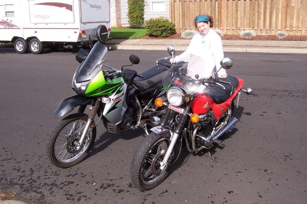 Me & my bikes Female motorcycle riders, Honda nighthawk