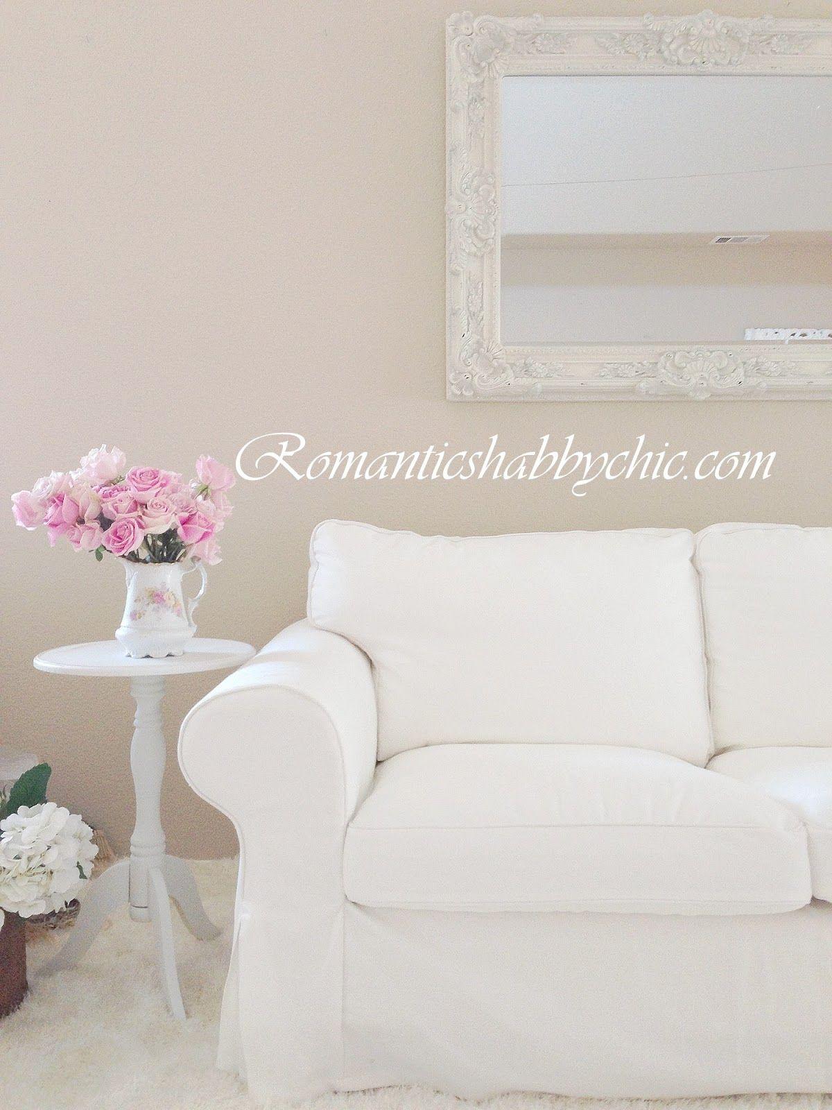 My Shabby Chic Home Romantik Evim Romantik Ev Romantik EV