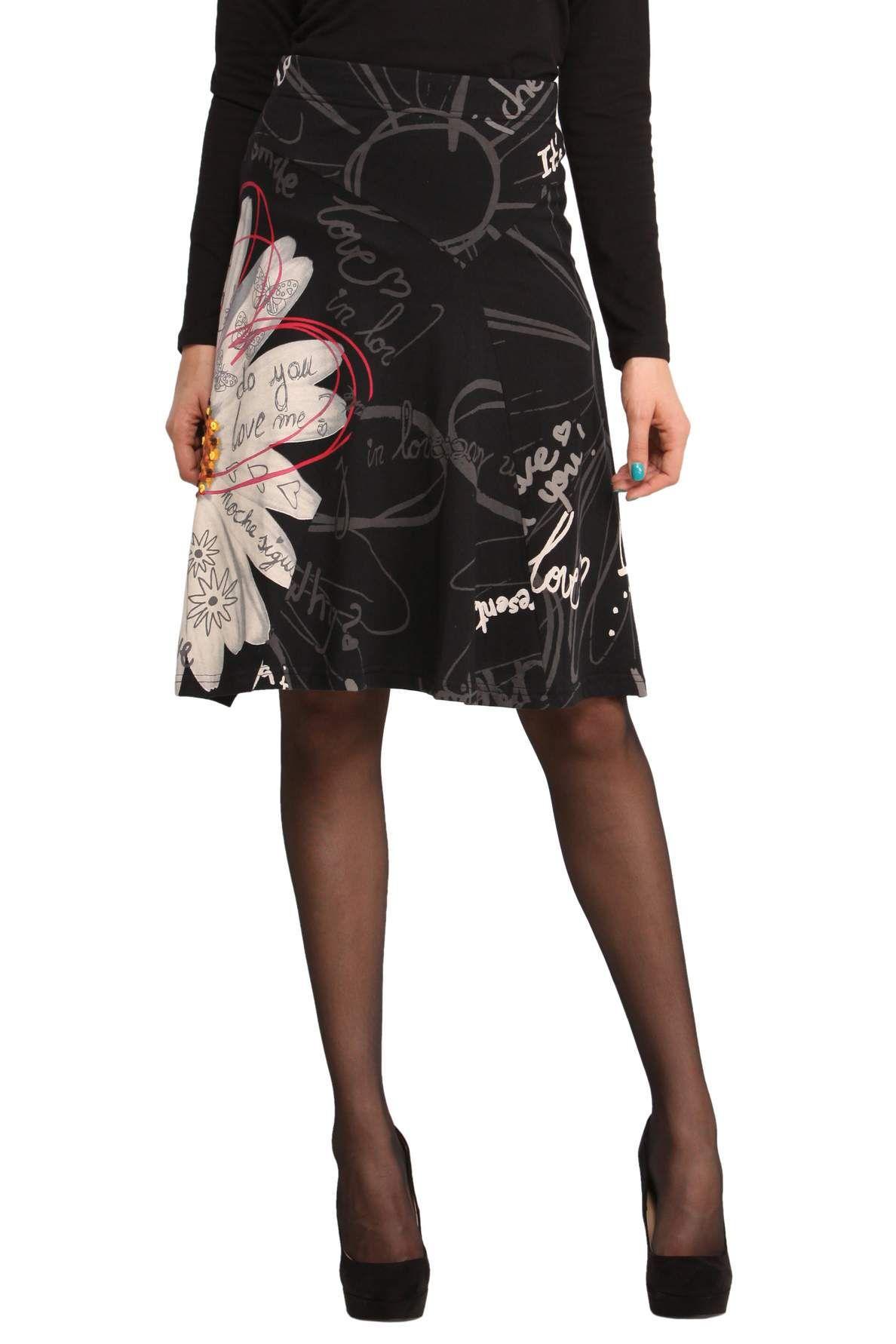 8612c4157 Falda Desigual Onderuf | Style | Falda desigual, Faldas y Ropa