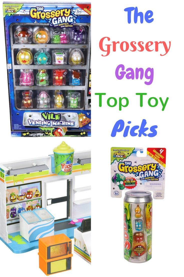 The grossery gang top toy pics top toys and toy