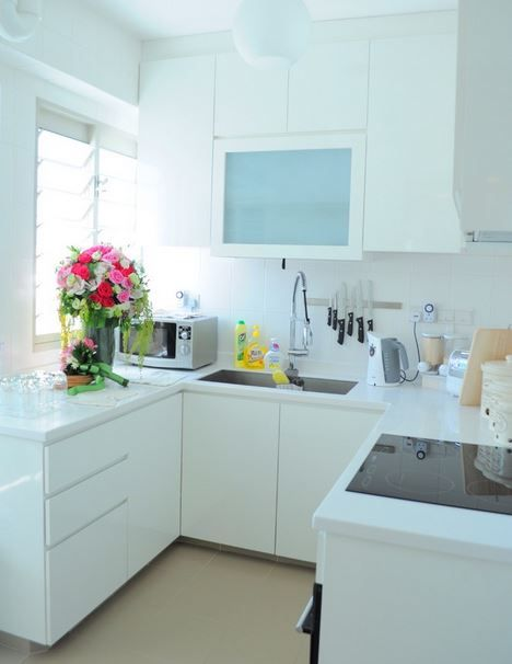 Simple Kitchen Design for Very Small House | Кухня | Pinterest ...
