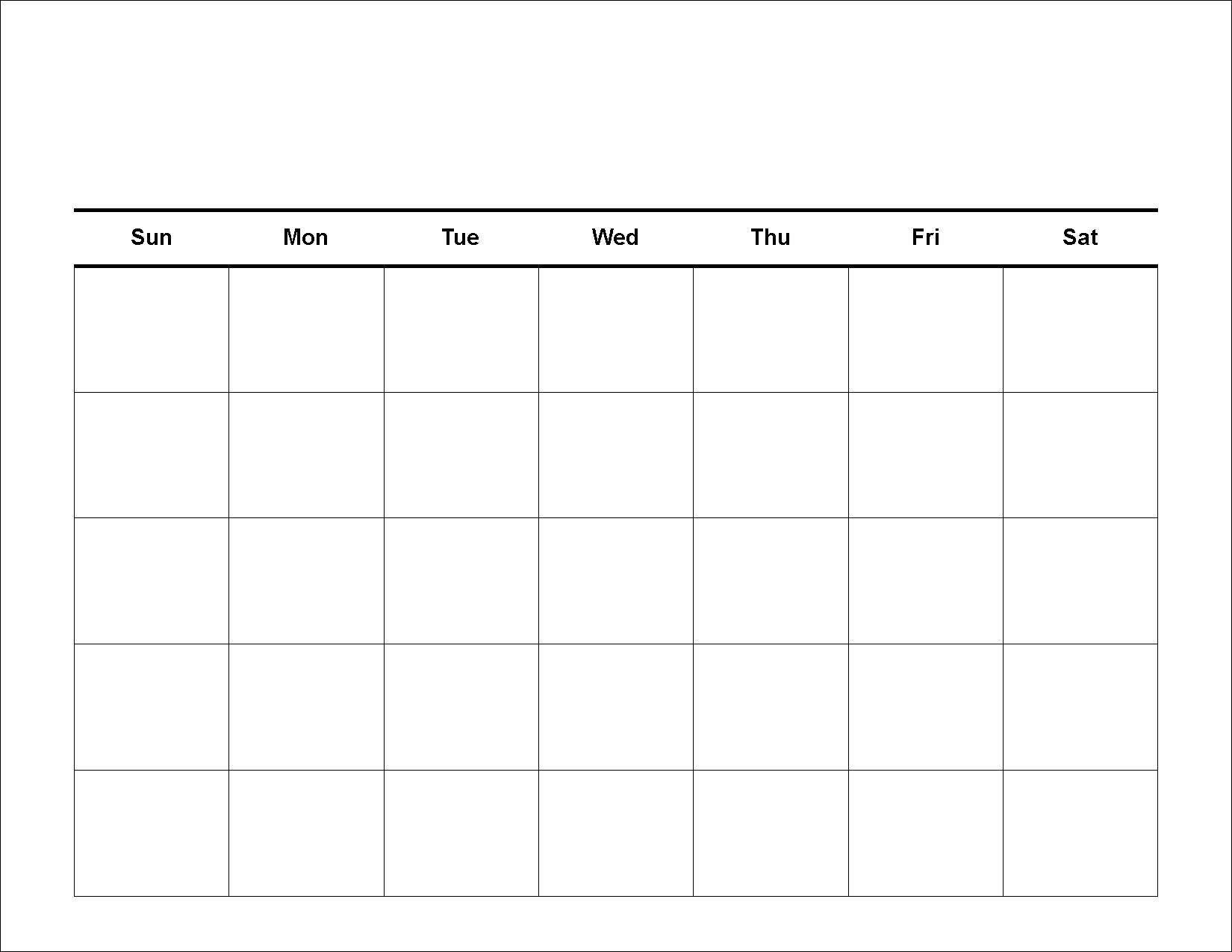 Calendar Templates Free Httpcalendarprintablehubcalendar