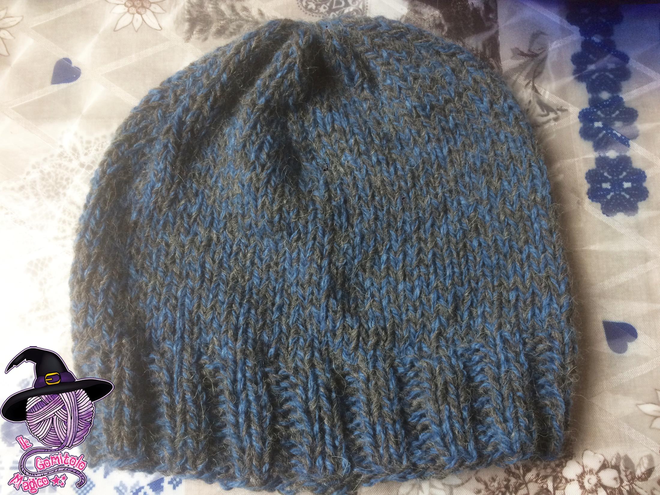 bellissimo stile andare online shopping Cappello da uomo ai ferri circolari | Cappelli, sciarpe e ...
