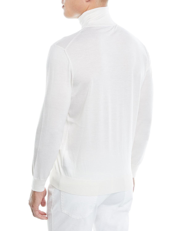 Zegna cashmere mantel