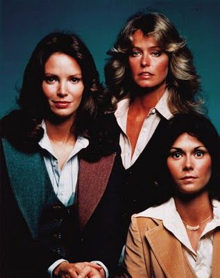Back To The Future With Charlie S Angels Kate Jackson Farrah Fawcett Charlies Angels