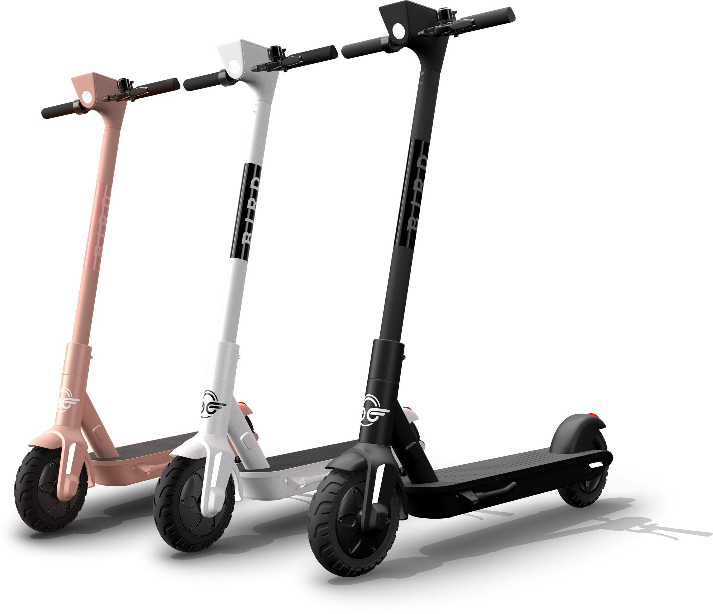 Bird One Is The Most Advanced And Safe E Scooter On The Road