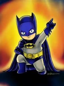 Make Believe Make Belief Monday Do You Know Who You Are Make Believe Special Characters Batman