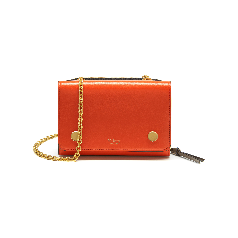 516b1aa905 Shop the Clifton Clutch in Bright Orange