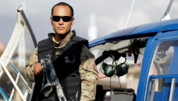 On Tuesday, opposition protester Oscar Alberto Lopez hijacked a helicopter and, after firing on the Ministry of Internal Relations, Justice and Peace headquarters, dropped four grenades on the country's Supreme Court building.  The brazen attack was quickly condemned by 17 African nations, as well as Bolivia, Ecuador, Nicaragua, Guatemala, Cuba, Palestine and Turkey.