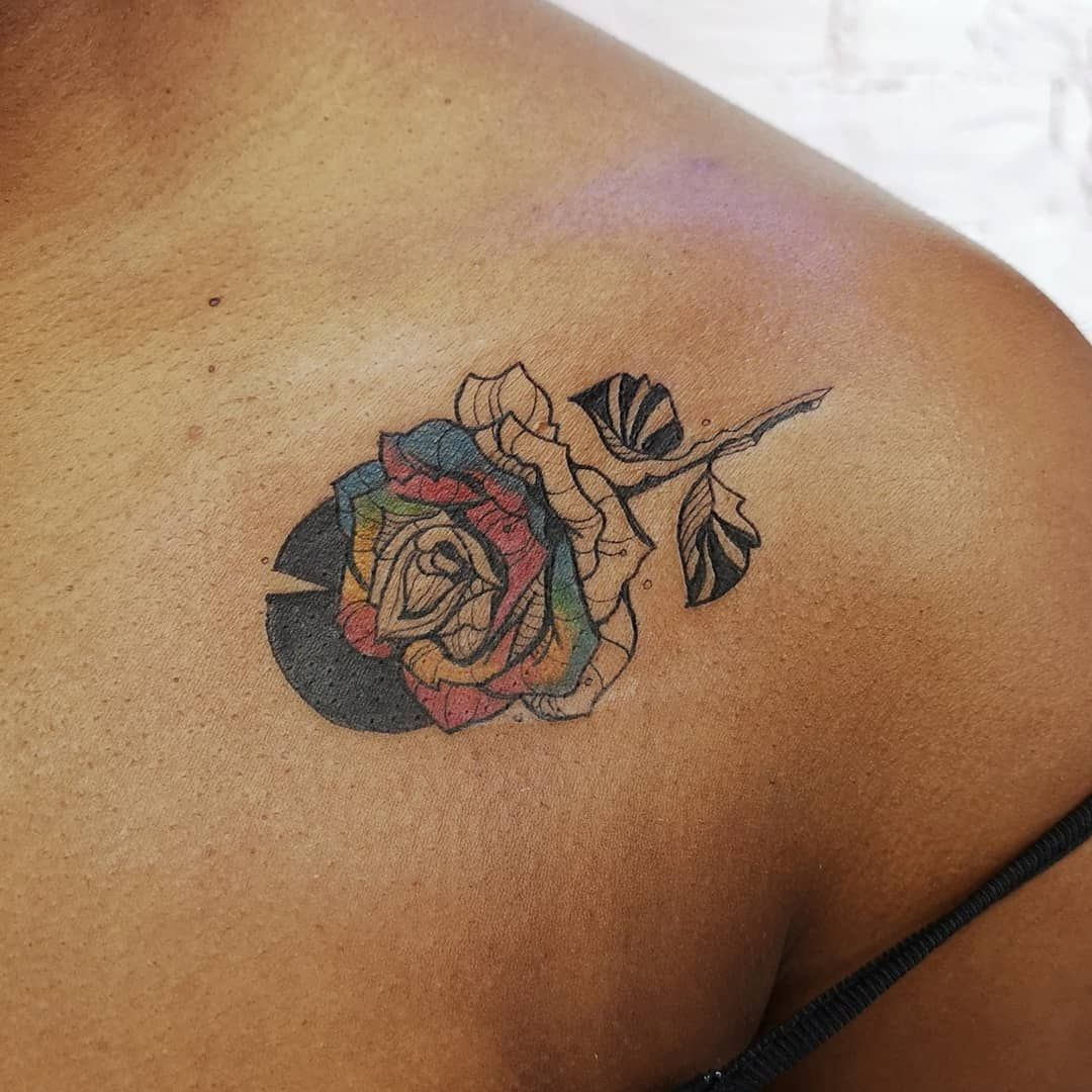 If youre considering getting a small rose tattoo on your