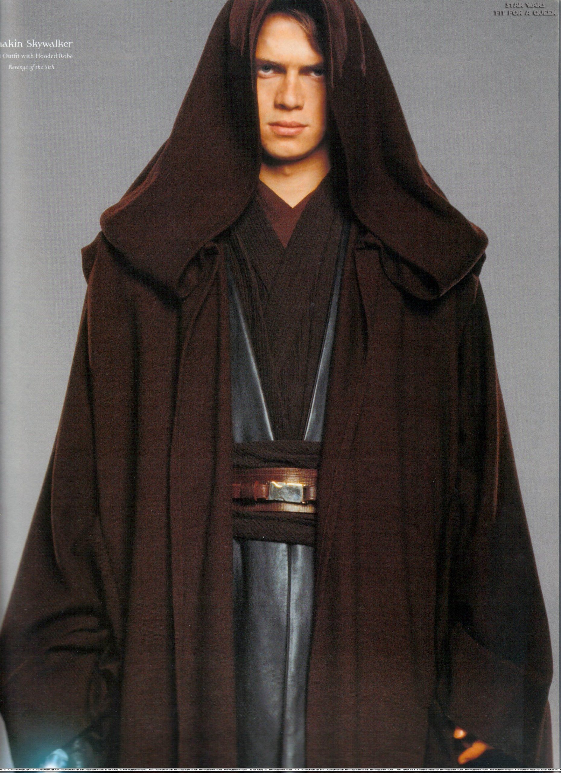 Request Episode Iii Anakin Skywalker Style Robes Archive Star