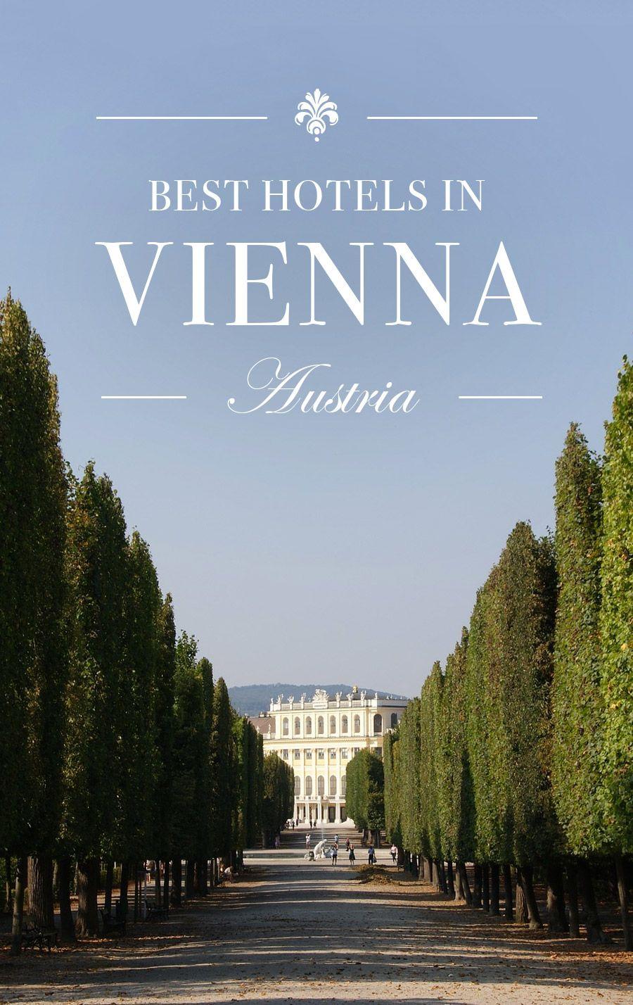 Hotels In Vienna Austria 2019 Viena