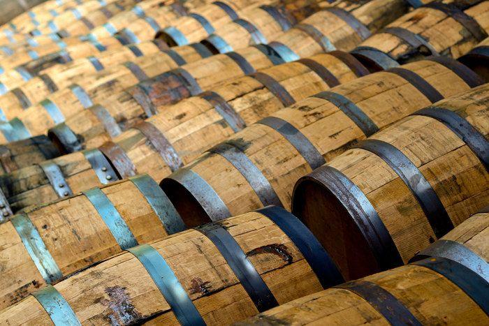 Bourbon Barrels Photo, Kentucky Bourbon Art, Masculine Wall Art ...