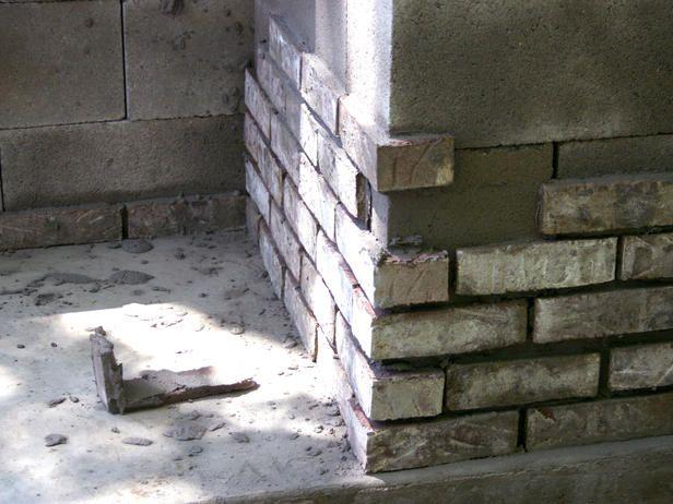 Pizzaofen Garten Selber Bauen Betonieren Mauern Holzbackofen