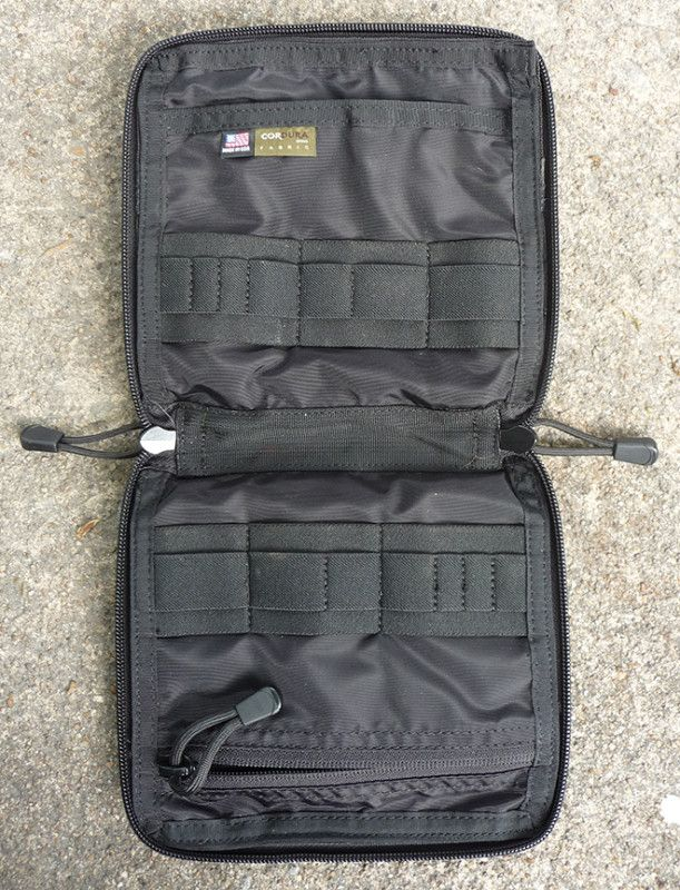 Triple aught design Op1 pouch (handy compact organiser for your smaller most needed items in a hurry,knife,torch,multitool,batteries etc.Molle attachable)