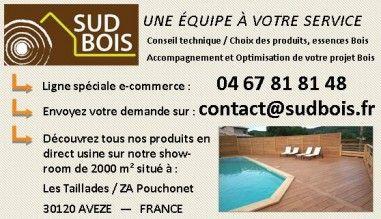 Sud Bois Direct Scierie Terrasse Bardage Planche Rondin