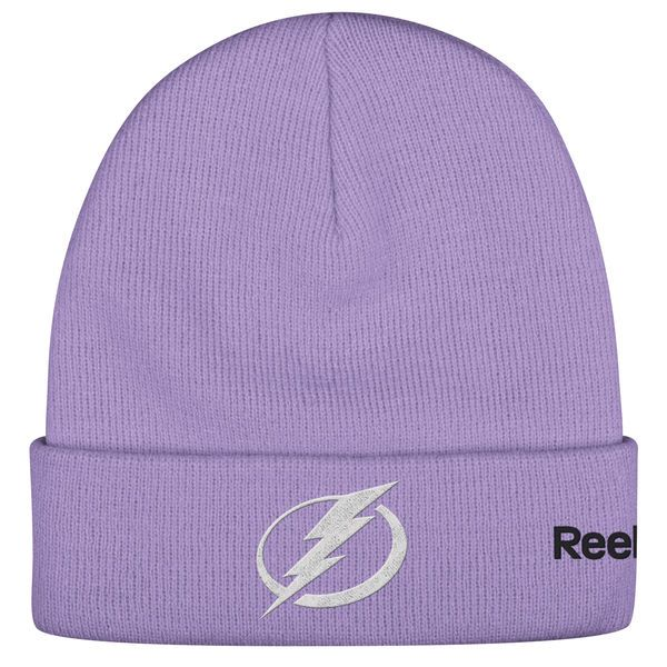 1018965d ... where can i buy mens tampa bay lightning reebok purple hockey fights  cancer knit hat your