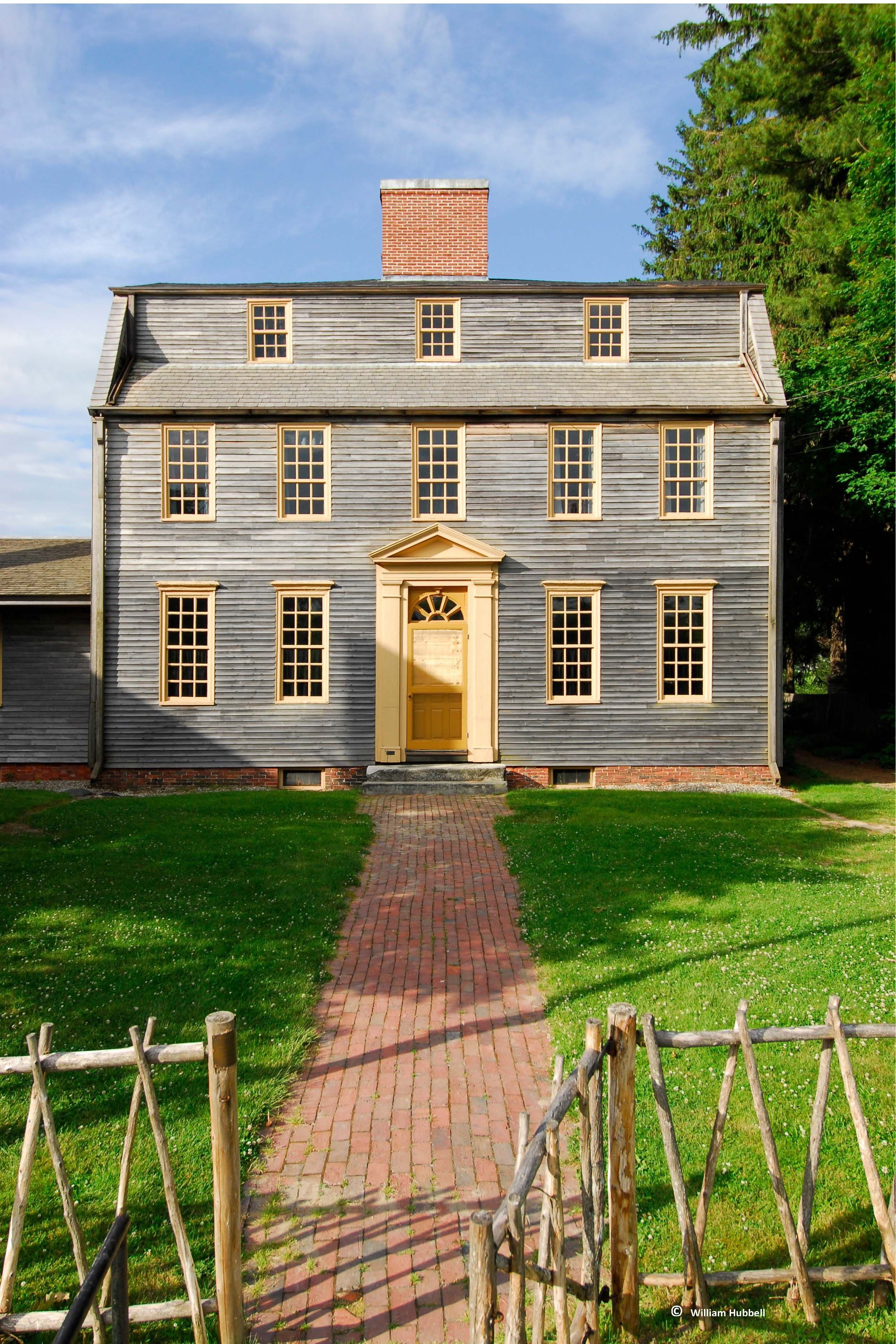 Tate House Museum Home American Houses Colonial House Architecture