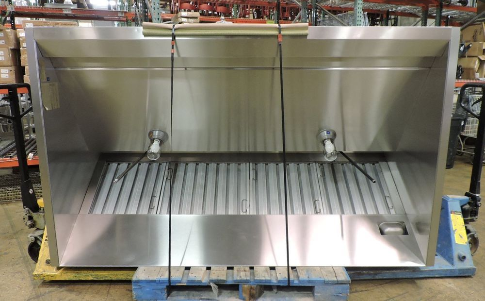 Econovent afinty commercial exhaust hood w exhaust fan fire econovent afinty commercial exhaust hood w exhaust fan fire extinguisher econovent publicscrutiny Choice Image