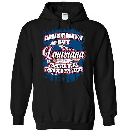 orever001Hong-025-KANSAS FOREVER - #vintage tshirt #brown sweater. BUY IT => https://www.sunfrog.com/Camping/1-Black-80409384-Hoodie.html?68278
