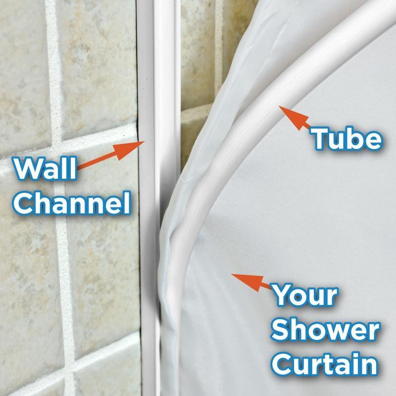 Shower Curtain Sealer Shower Curtain Curtains Camper Curtains