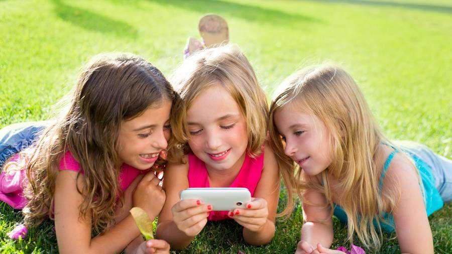 Can your smartphone give you head lice? Kids app
