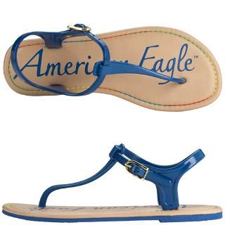 a709e9913772 Women s American Eagle Sunscreen Jelly Sandal Payless Shoe Source ...