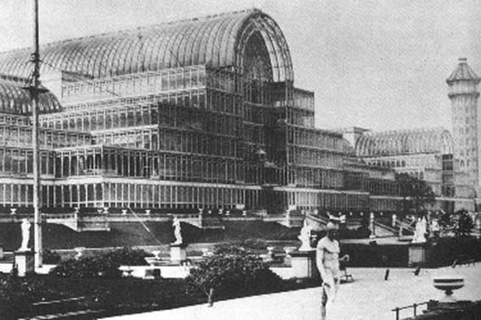 Architecture Chapter 1 Industrial Revolution Crystal Palace