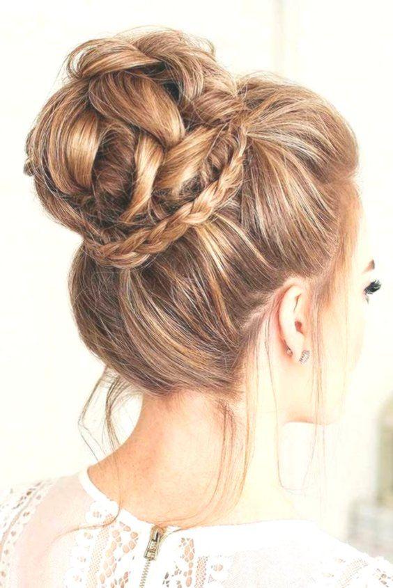 30 Brötchen Frisuren Für Frauen Um Wunderschön Aussehen