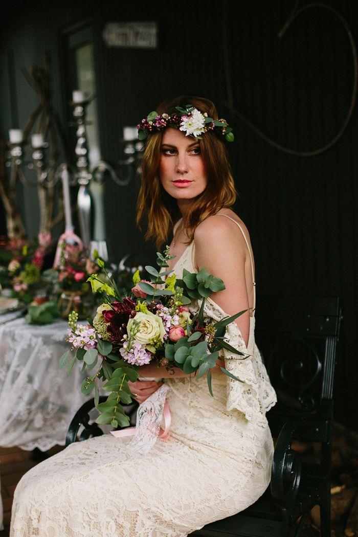 Bohemian Braut | kinfolk wedding - Inspiration | Kinfolk ...