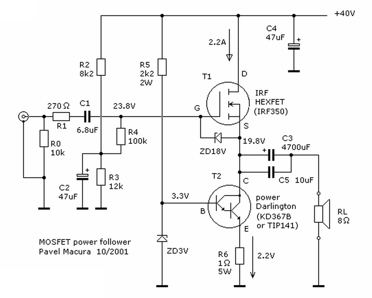 schema ampli puissance mosfet 1000w wiring librarymore information pin by joaobatistadossantos on batista pinterest more information schema ampli puissance mosfet 1000w