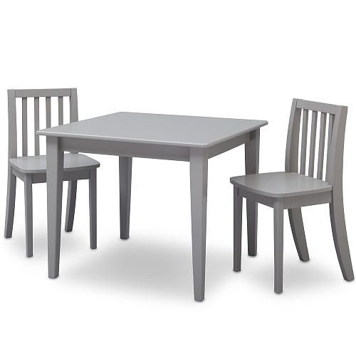 Babies R Us Next Steps Table And 2 Chairs Set Grey