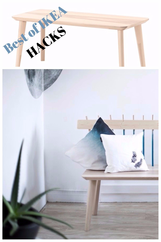 ikea hacks le meilleur des transformations diy jardin. Black Bedroom Furniture Sets. Home Design Ideas