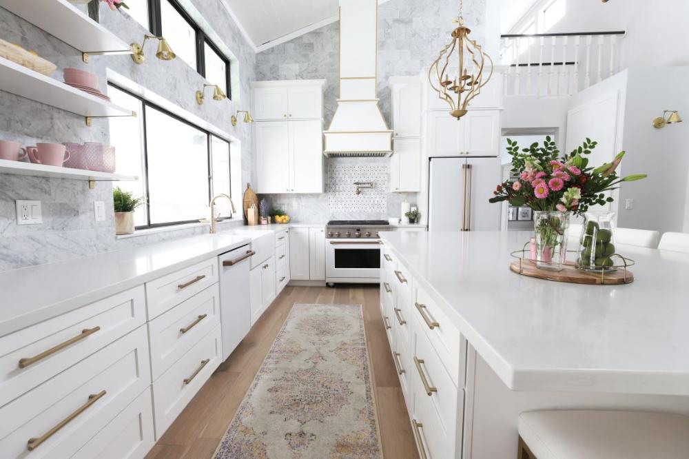 Modern Ranch House Kitchen Remodel Kitchen remodel, Home