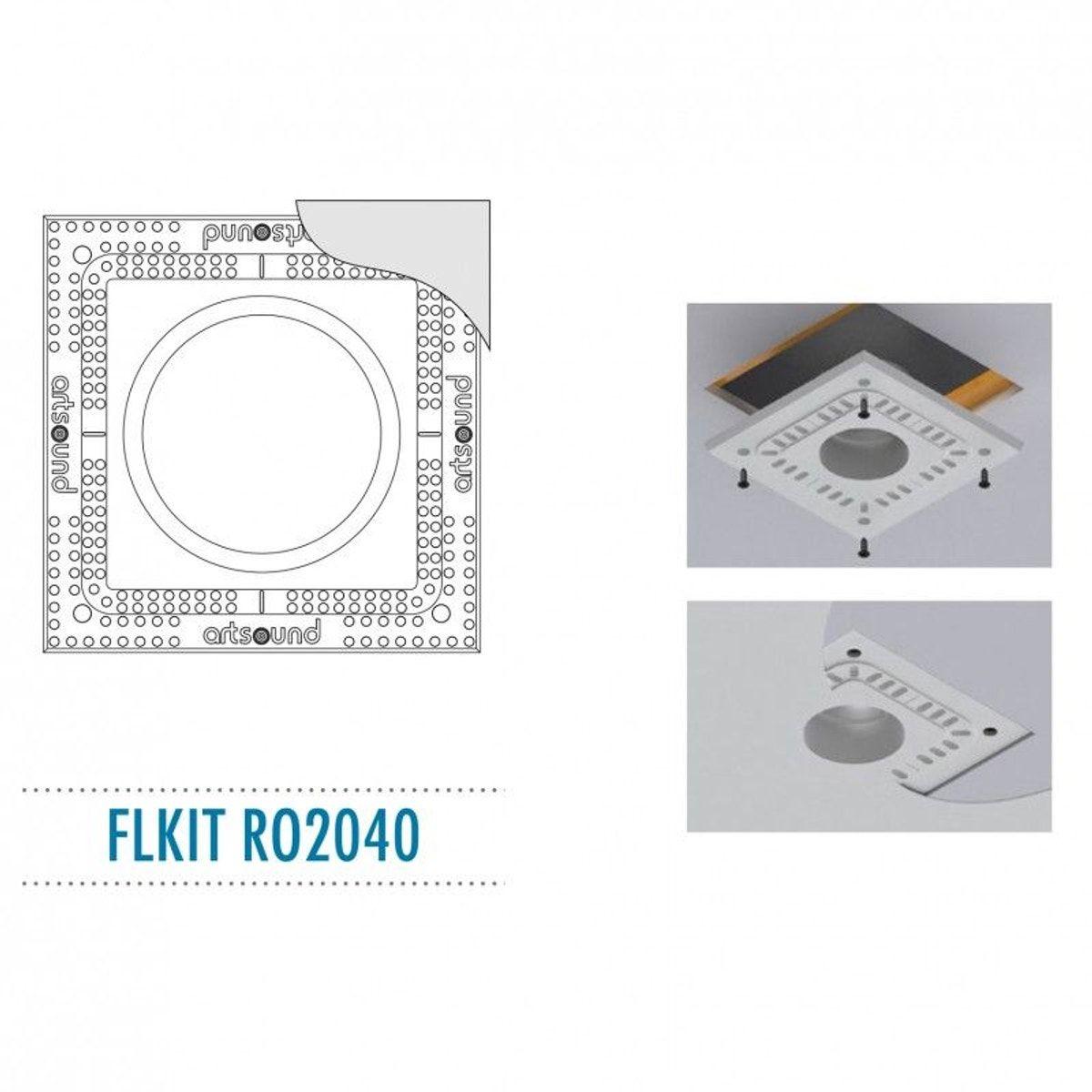 Accessoire Pour Enceinte Encastrable Flkit Ro2040 Unite Taille Taille Unique In 2019 Products Enceinte Unites Accessoires