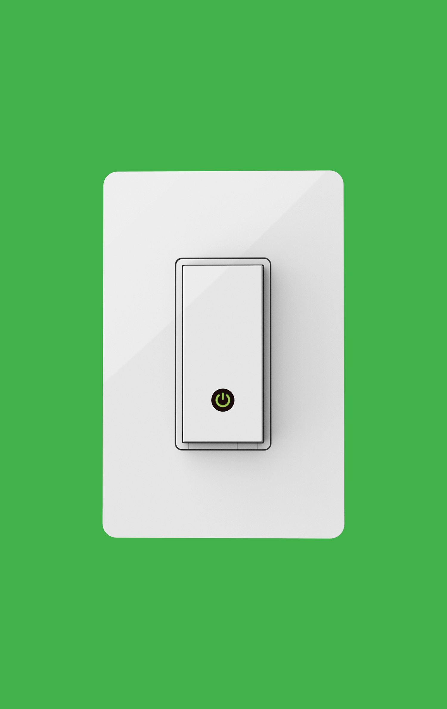 The Wi Fi Enabled Wemo Light Switch Allows You To Turn Lights On And Off Lighting Design Interior Decorative Fluorescent Light Covers Fluorescent Light Covers
