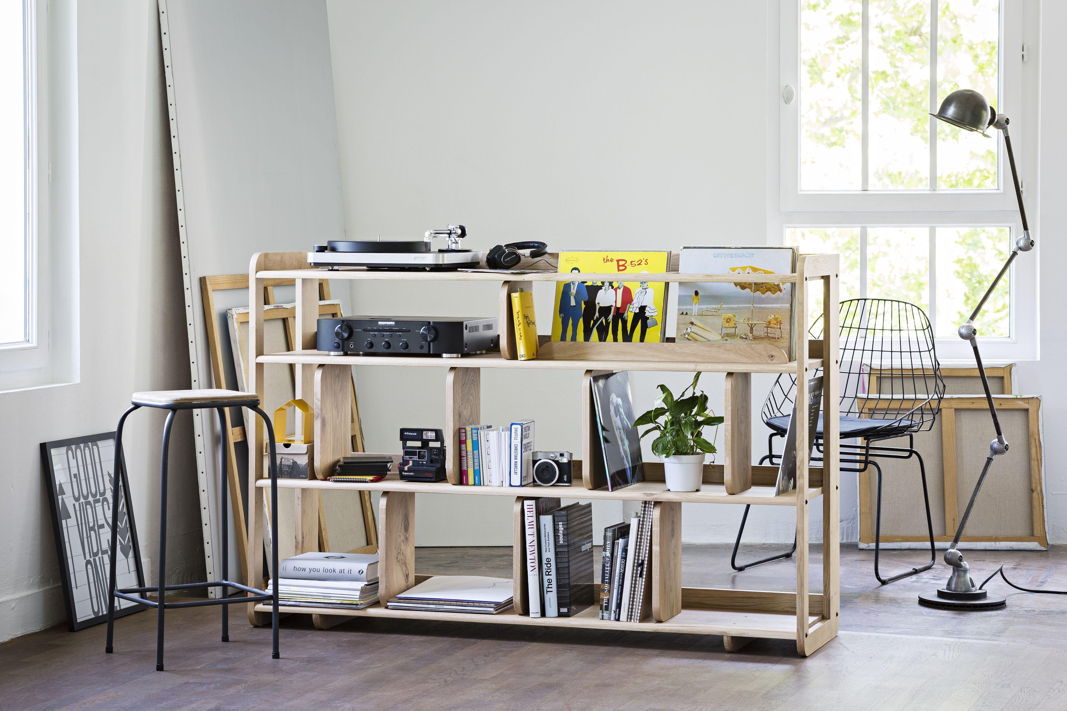 meuble pour platine vinyl fashion designs. Black Bedroom Furniture Sets. Home Design Ideas