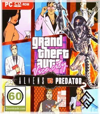 Gta Vice City Aliens Vs Predator 2 Pc Game Free Download Via Single Link Http Www 60downloads Com Gta Vice Alien Vs Predator Alien Vs Predator Game Alien Vs