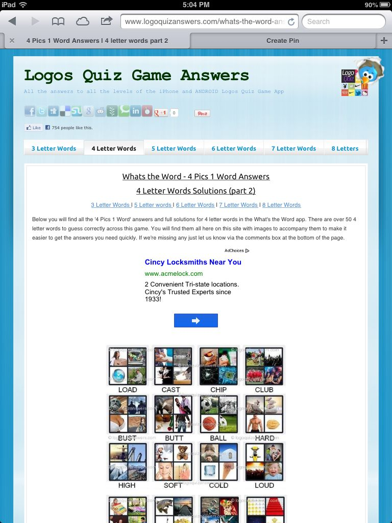 Httplogoquizanswerswhats the word answers4 letter words httplogoquizanswerswhats the word expocarfo