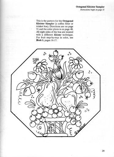 Babarian folk art Book 4 - sonia silva - Álbumes web de Picasa ...