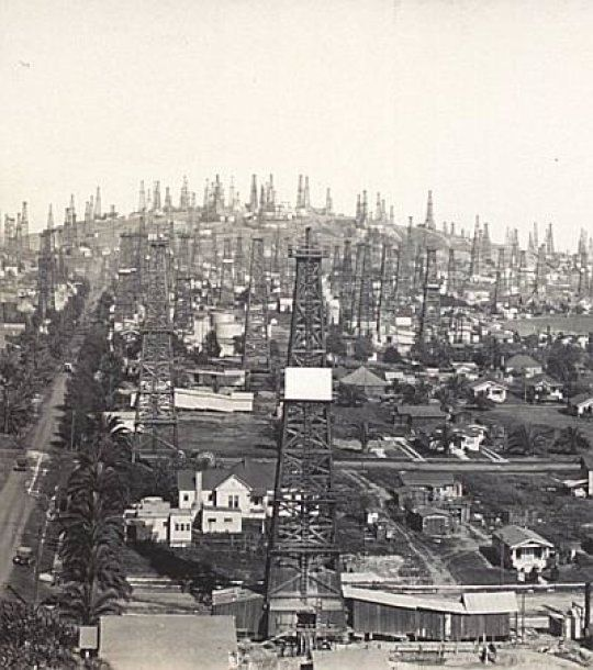 Some Los Angeles Earthquakes Possibly Triggered By Oil Production In Early 20th Century Los Angeles Earthquake Long Beach California California History