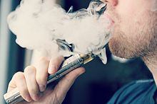 Electronic cigarette - Wikipedia, the free encyclopedia